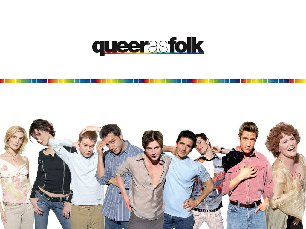 Queer as Folk promotional poster