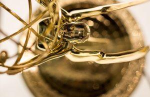 An Emmy Award